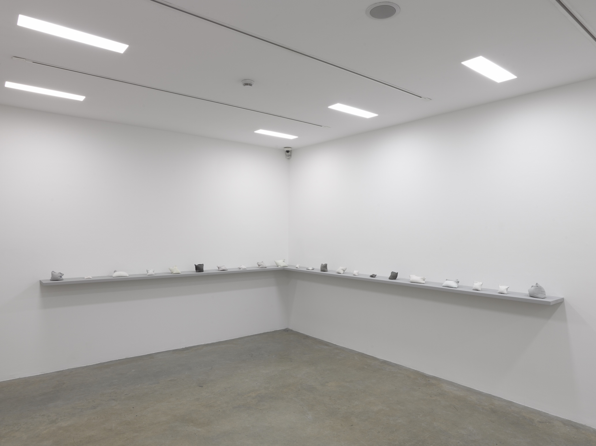 04 Pockets installation view, Open Cube, White Cube Gallery 2013