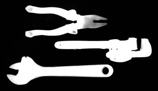 06 Lost Property - Tools, photogram